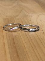 結婚指輪二色リング