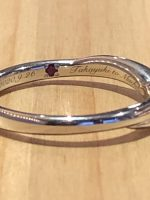 結婚指輪や婚約指輪