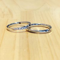 結婚指輪ストレートタイプ