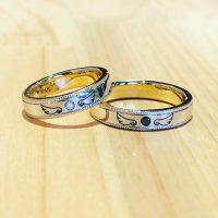 結婚指輪デザインリング