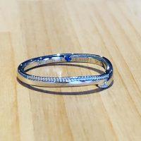 結婚指輪ミル打ちデザイン