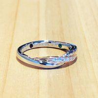 結婚指輪内側アレンジ
