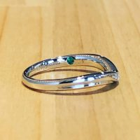 結婚指輪や婚約指輪に誕生石