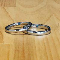 結婚指輪平甲リング